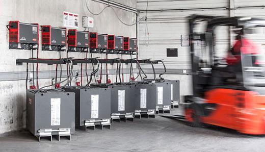 Завод по производству АКБ- Hawker